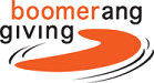 Boomerang Giving Logo